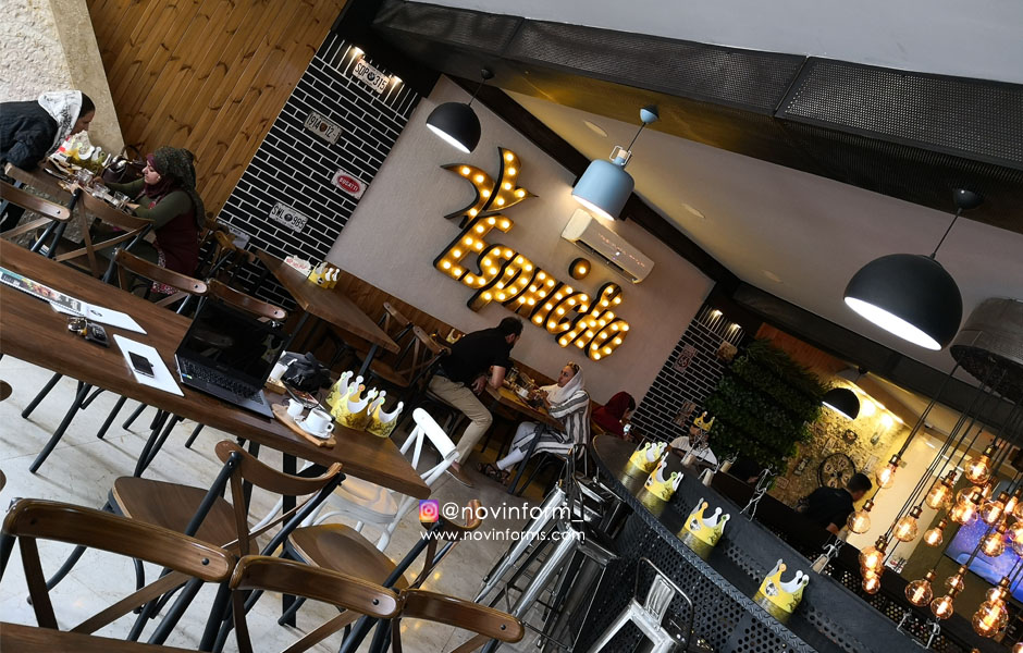espricho cafe & restaurant design